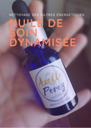 huile de soin dynamisée